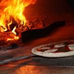 Luigia's wood-fired oven © Pizzeria Luigia, Geneva
