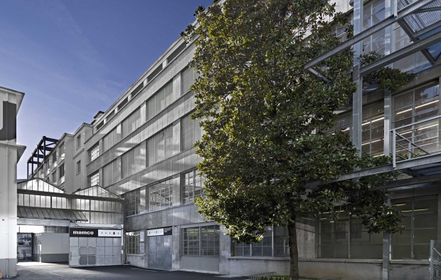 The MAMCO building - image courtesy of MAMCO, Geneva