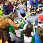 Kids area © Les Automnales