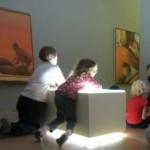 Family rendez-vous at MAMCO © Musée d'Art Moderne et Contemporain