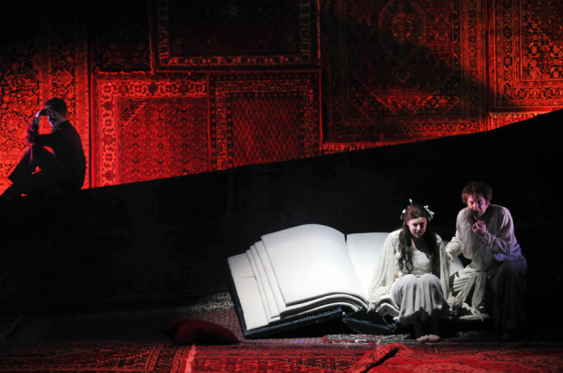 © Aladin Opéra National du Rhin, Strasbourg (photo Alain Kaiser)