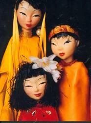 © Marionnettes les Croquettes