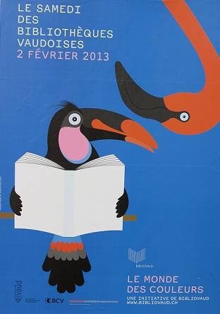 © bibliothèques de BiblioVaud