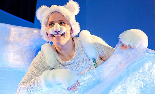 Plume l'ours polaire © Das Zelt