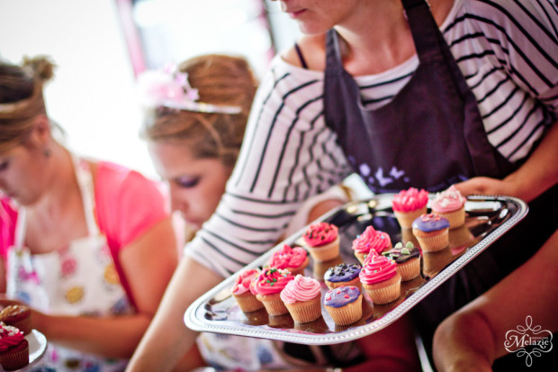 Cupcake course © Royaume Melazic, Lausanne