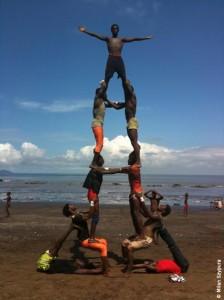 © Milan Szypura - Foté Foré Cirque mandingue (Guinée)