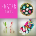 Easter Crafts © Baby + Making playgroup, Geneva