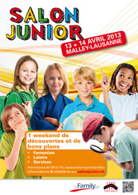 © Salon Junior, Lausanne-Malley