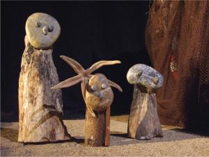 Pierre à pierre © Rosa Diaz  & Isa Soto