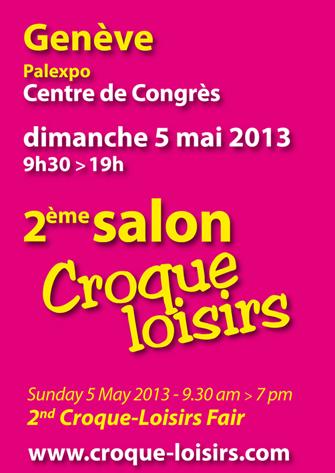 © Salon Croque-Loisirs, Geneva