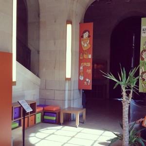 The new Espace Famille at the Musées d'art et d'histoire de Genève is taking shape! © Musées d'art et d'histoire de Genève