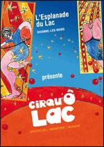 © Festival Cirqu'Ô Lac, Divonne