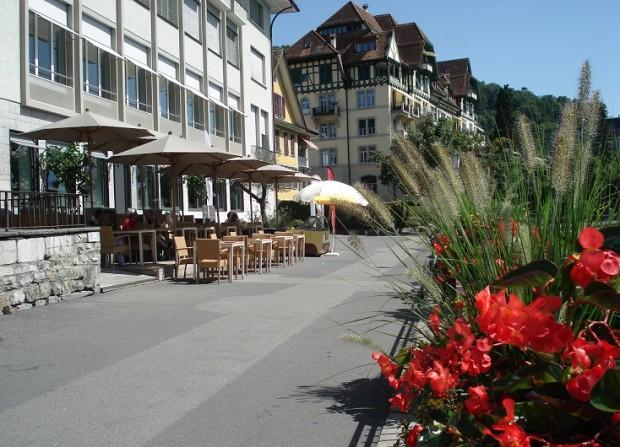 AEK Kaffee, Thun © Travelita.ch