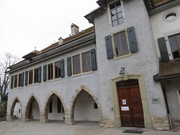 Musée Suisse du Jeu, La Tour-de-Peilz © genevafamilydiaries.net