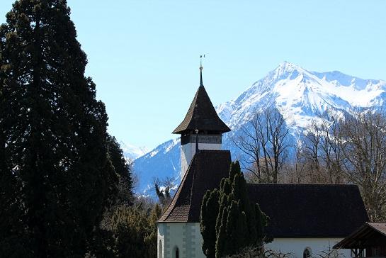 Scherzligkirche, Thun © Travelita.ch