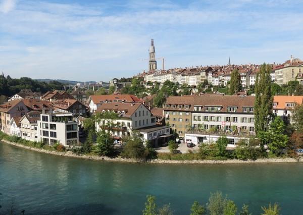 A beautiful view of Bern © genevafamilydiaries.net