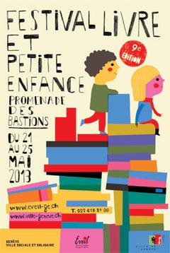 Festival Livre Et Petite Enfance In Geneva