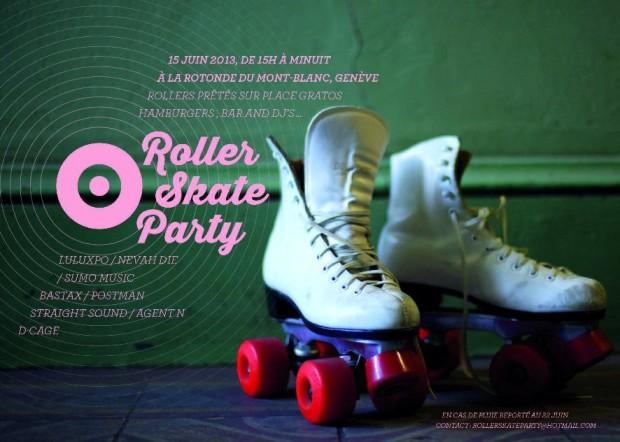 © Roller Skates Party, Geneva
