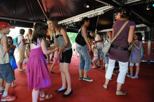 Dancing is still on the agenda! © Caribana 2012