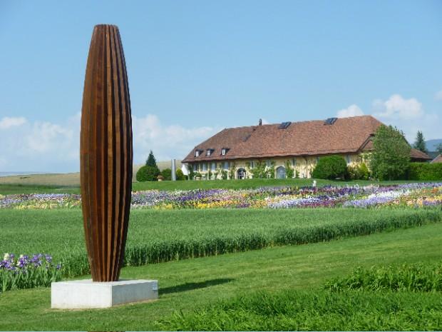 © Jardins du château de Vullierens (VD)