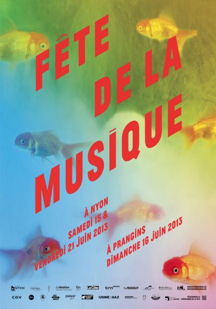 © Fête de la musique, Nyon & Prangins (VD)