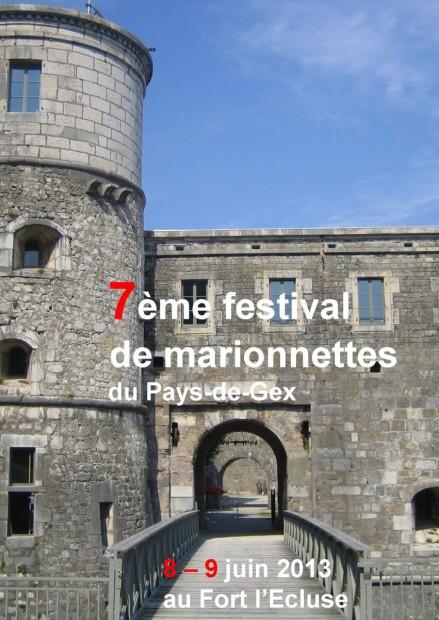© Festival de marionnettes du Pays-de-Gex à Fort L'Ecluse