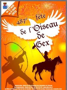 © fête de l'Oiseau de Gex, France