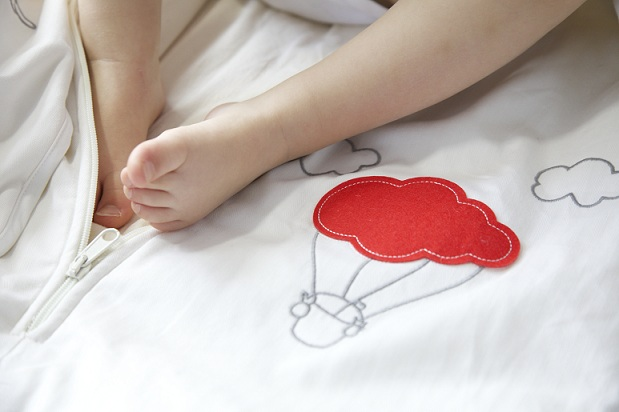 Beauty is in the details © Zizzz baby sleeping bags