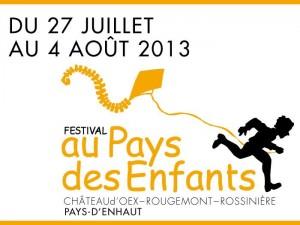 © Festival au Pays des Enfants
