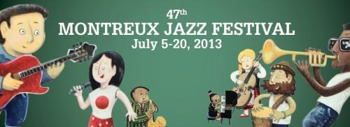 © 2013 Montreux Jazz Festival
