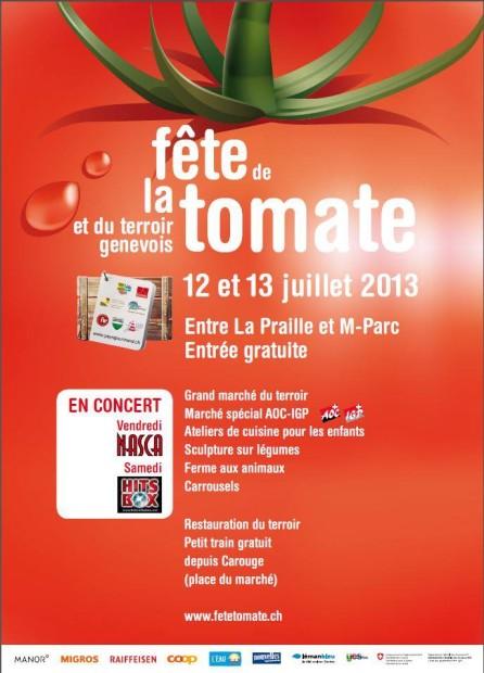 © 2013 Fête de la tomate, Carouge