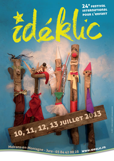 © Yann Perrier, 24e Festival International pour l'enfant, Idéklic 2013