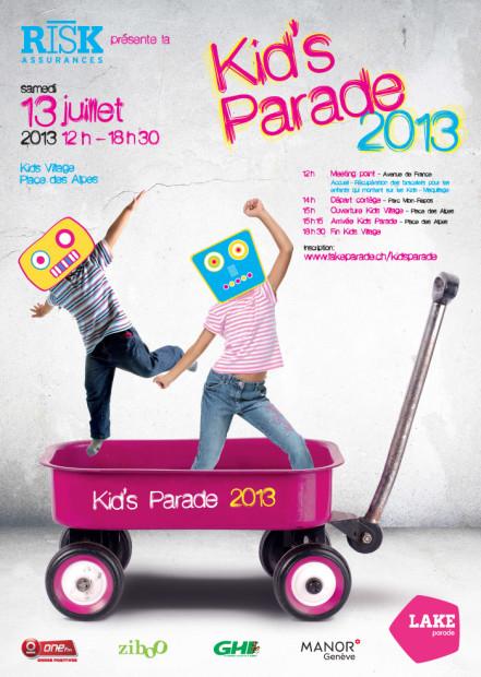 © Kids Parade, Geneva