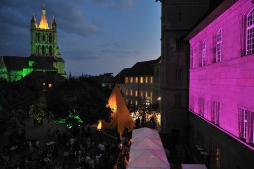 Festival de la Cité, Lausanne  © Olivier Wavre
