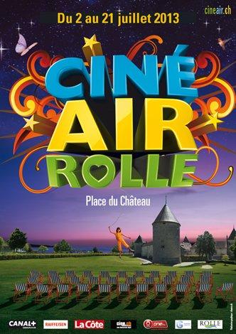 © 2013 Ciné Air, Rolle (VD)