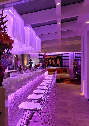 N'vY Cocktail Bar © N'vY Hotel, Geneva