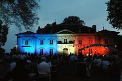 Bastille Day - Fête nationale, parc du château de Voltaire © Ferney Voltaire Tourisme