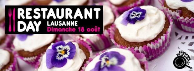 © Restaurant Day, Lausanne