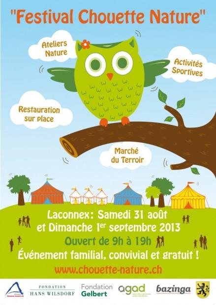 © Festival Chouette Nature, Lacconex (Geneva)