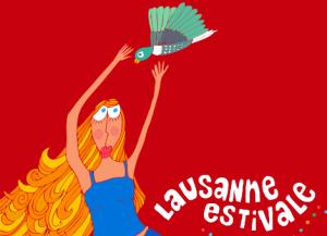 © Lausanne Estivale 2013