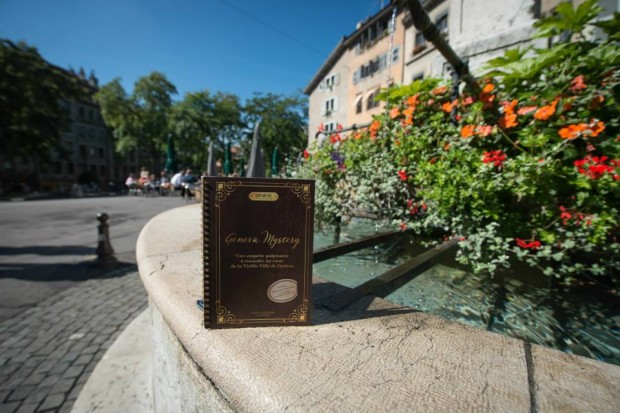 Geneva Mystery Tour © Genève Tourisme