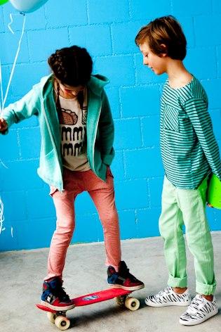 Fashion for boys © Zirkuss