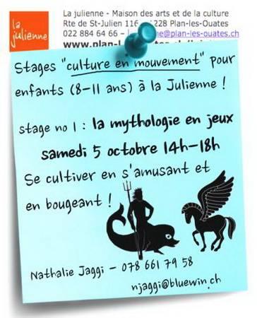 © La Julienne, Commune de Plan-les-Ouates