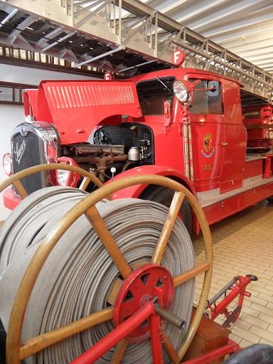Musée du Service d'incendie et de secours - photo  © genevafamilydiaries.net