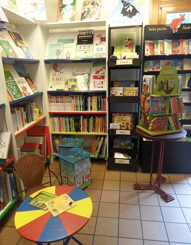 La Librerit, Carouge - librairie spécialisée pour enfants et pour la jeunesse © genevafamilydiaries.net