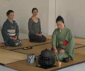 © Festival Japonais - Ikebana et Cérémonie du Thé, Vernier