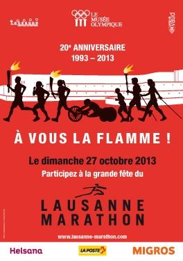 © 2013 Lausanne Marathon