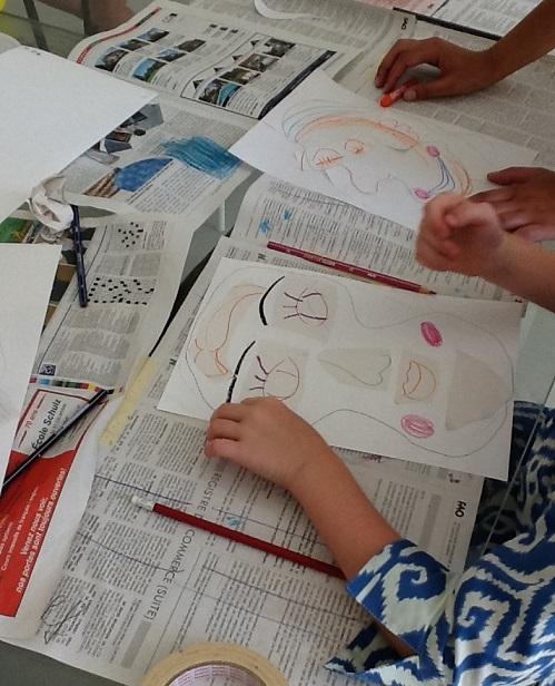 Picasso workshop © La Lucarne, Geneva