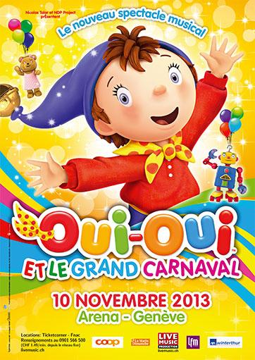 © Oui-Oui et le grand carnaval