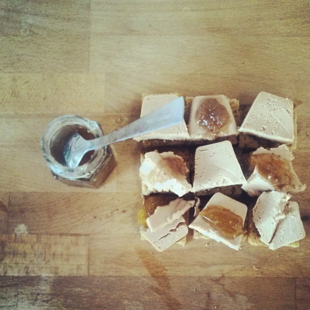 Foie gras? Mais oui ! © Funky Brunch, Geneva
